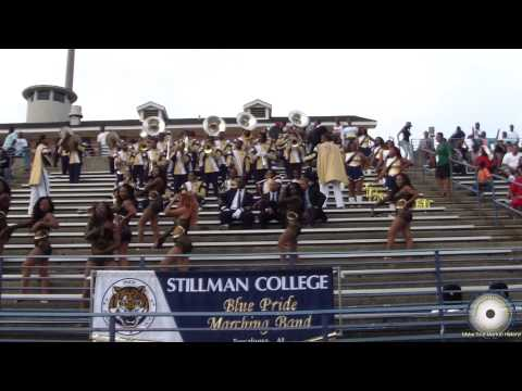 Stillman College- Fancy