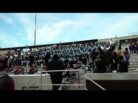 Jackson State- Fifth quarter vs. Bama State 2014