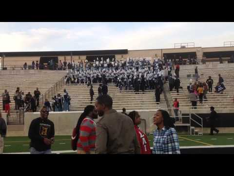 "Jackson State 2014 ""War and Thunder"""