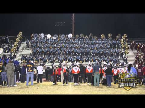 Southern University Human Jukebox in Memphis, TN 2014