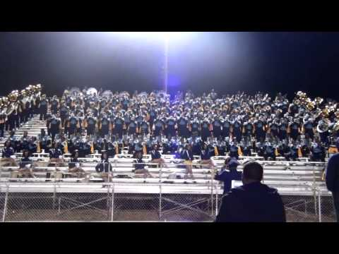 "Southern University ""We are one"" 2014 ~Memphis Showband Invitational BOTB~"