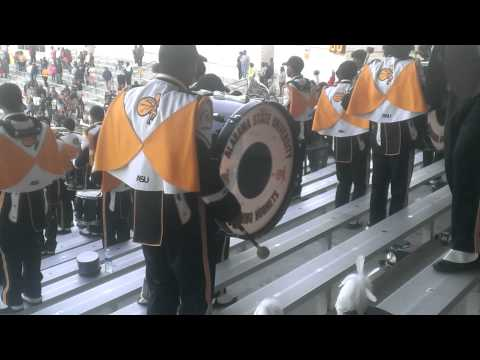 ASU Marching Hornets Stands Battle vs JSU