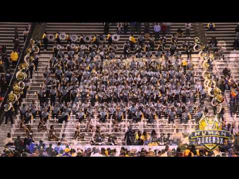 Southern University vs. Texas Southern University 5th Quarter 2014