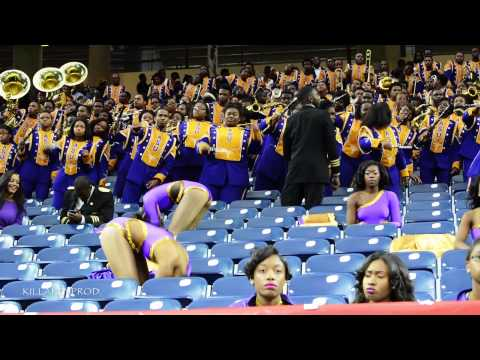 Alcorn State University Marching Band - Cut Her Off - 2014