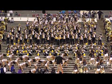 Prairie View -VS- Jackson State - Full 5th Quarter HD (2014)