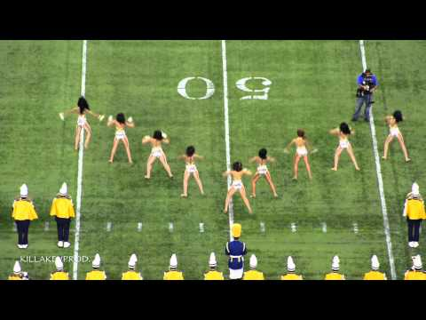 Southern University - Halftime Show - 2014