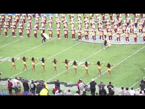 "Bethune-Cookman University ""Marching WIldCATS"" @ 2014 Florida Classic"