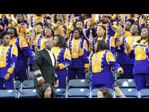 Alcorn State University Marching Band - Gimme Dat - 2014