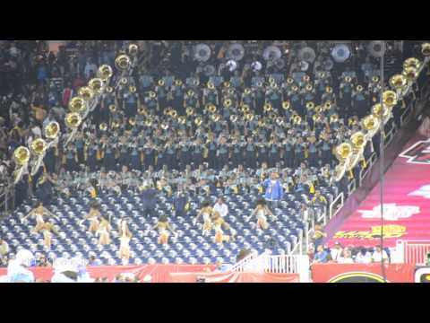 Southern University Marching Band - We Are One - 2014