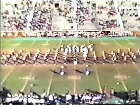 Alabama St vs Fayetteville St- Turkey Day Classic 1992