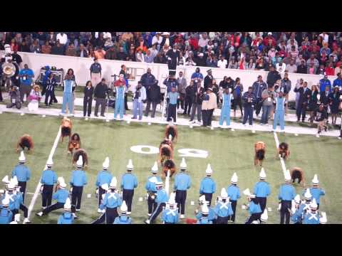 2014 MEAC/SWAC Danceline Virtual Battle #2: Prancing J-Settes vs 14 Kt. Gold Dancers