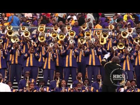 Jackson State vs Alcorn - Hoe Check Battle