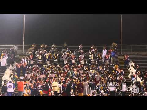 New Orleans High School All-Star Band 2014 FULL GAME