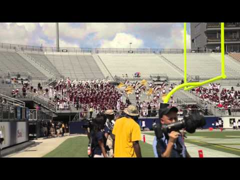 NC A&T vs. AAMU - Random Assorted Clips, Part I 8.30.2014