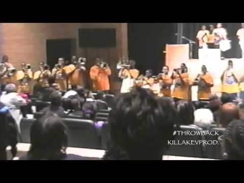 Spain Middle School Alumni Marching Band - Cold Hearted Snake - 2001 #throwback