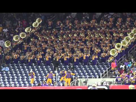 Alcorn State - Pump the Party (2014)
