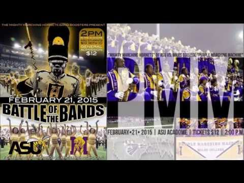 Miles - Alabama State BOTB BandTube HD Trailer (2015)