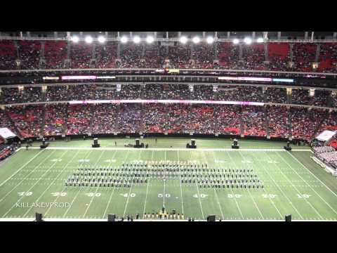 Southern University Marching Band - Honda BOTB - 2015 #HBOB