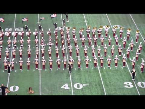 "Bethune-Cookman University ""Marching Wildcats""  @ 2015 HONDA BOTB"