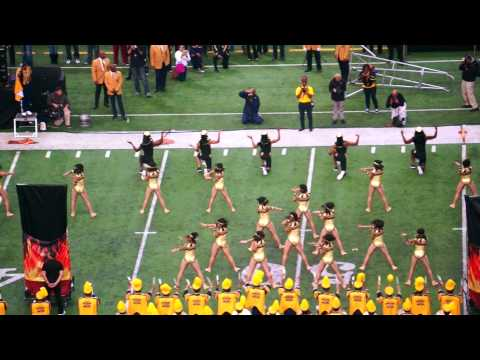 "North Carolina A&T ""Blue & Gold Marching Machine"" @ 2015 HONDA BOTB"