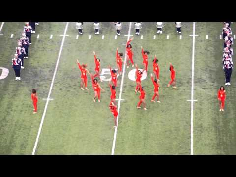 "Howard University ""Showtime"" Marching Band @ 2015 HONDA BOTB"