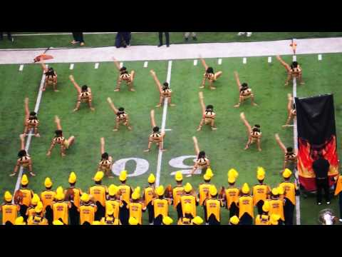 The GOLDEN Virtual Battle: MEAC Danceline Battle- 14Kt Gold Dancers vs. Golden Delight