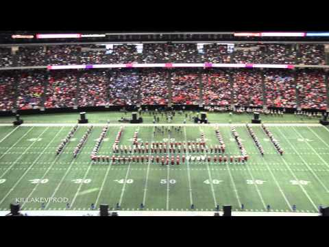 Tennessee State University Marching Band - Honda BOTB - 2015 #HBOB