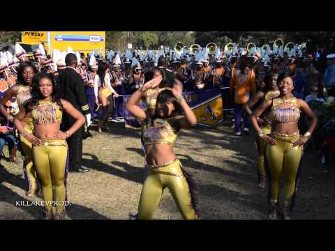 Alcorn State University - Gimme Dat @ 2015 Endymion Parade