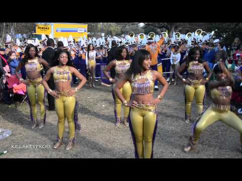 Alcorn State University - Slave to the Rhythm @ 2015 Endymion Parade