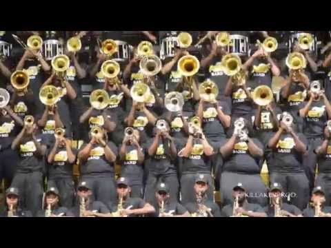 Alabama State University Marching Band - Slave To the Rhythm - 2015
