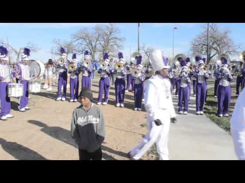 MLK 15: Dallas Lincoln Wall of Sound - Man Eater Fanfare