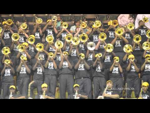 Miles College Marching Band - All of Me - 2015