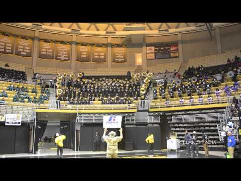 Miles College Marching Band - Another Star - 2015