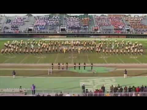 Norfolk State University Marching Band - Field Show - 2007