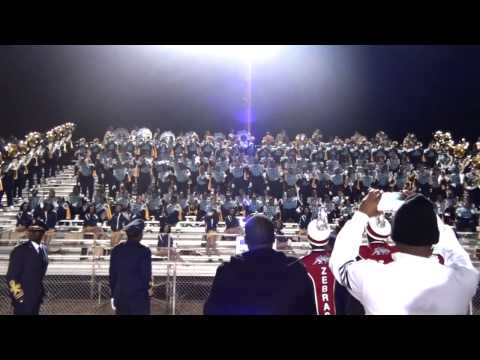 "Southern University ""No F'n Wit"" 2014 ~Memphis Showband Invitational BOTB~"