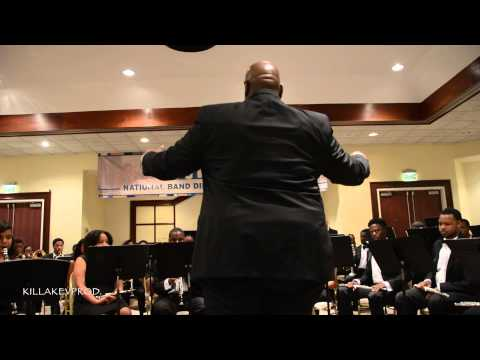 Prairie View A&M University's Wind Ensemble - 2015