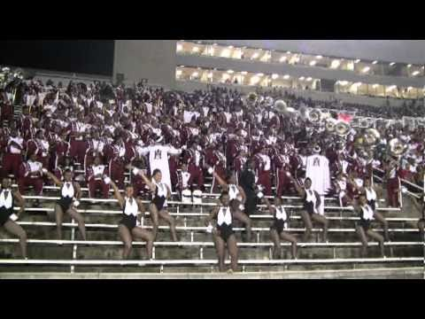 AAMU Band 2010 - Maybach Music