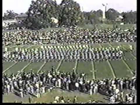 Jackson State Marching Band 1978