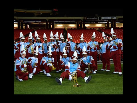 "Talladega College Marching Band's ""MKI"" - 2015"