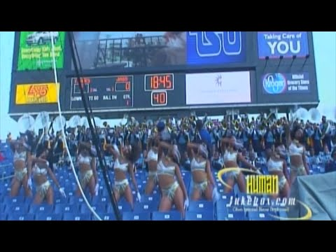 Southern University v.s. Tennessee State University Marching Band - Full Game - 2008