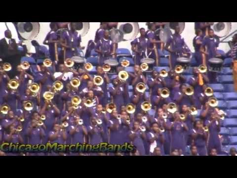 Alcorn State Band (2013) Ambitionz Az a Ridah