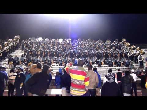 "Southern University ""Nobody does it better"" 2014 ~Memphis Showband Invitational BOTB~"