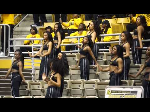 "2015 Mighty Marhing Hornets & Stingettes performing ""King's Back"""