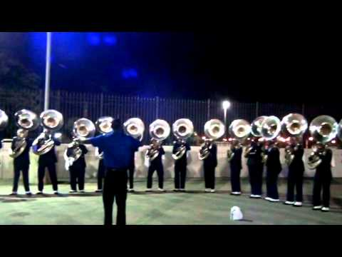 "SHC Aftermath- Silver Thunder ""Grinch Fanfare"" 2014"