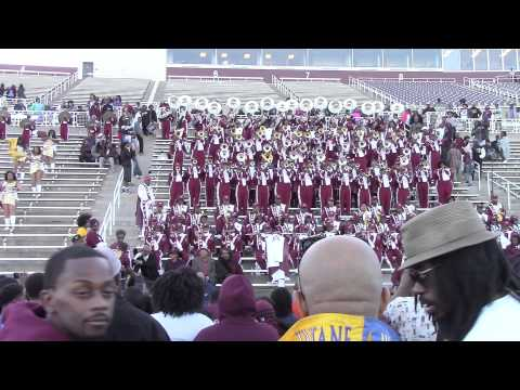 Alabama A&M University Band 2014 Homecoming - Secret Garden
