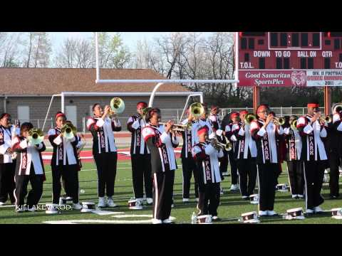 Oak Park High School Marching Band - Freak No More - 2015