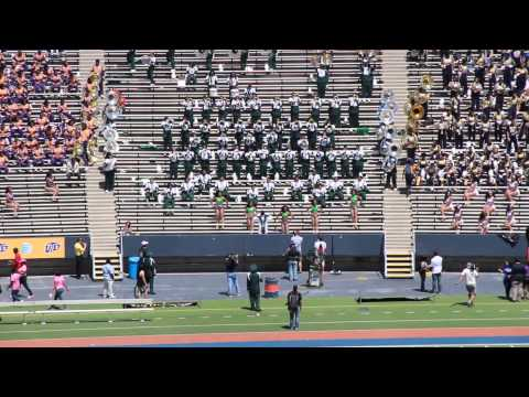 MVSU Mean Green Marching Machine - Bang Bang (2015)