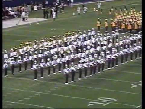 Mississippi Valley State Band Chicago Football Classic