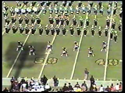 Jackson State Marching Band 1998