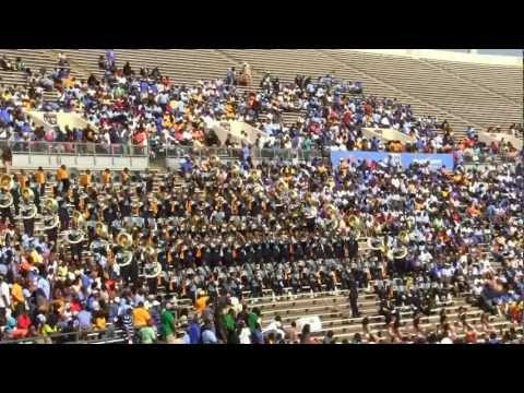 Southern University Band 2012 Turn on the Lights